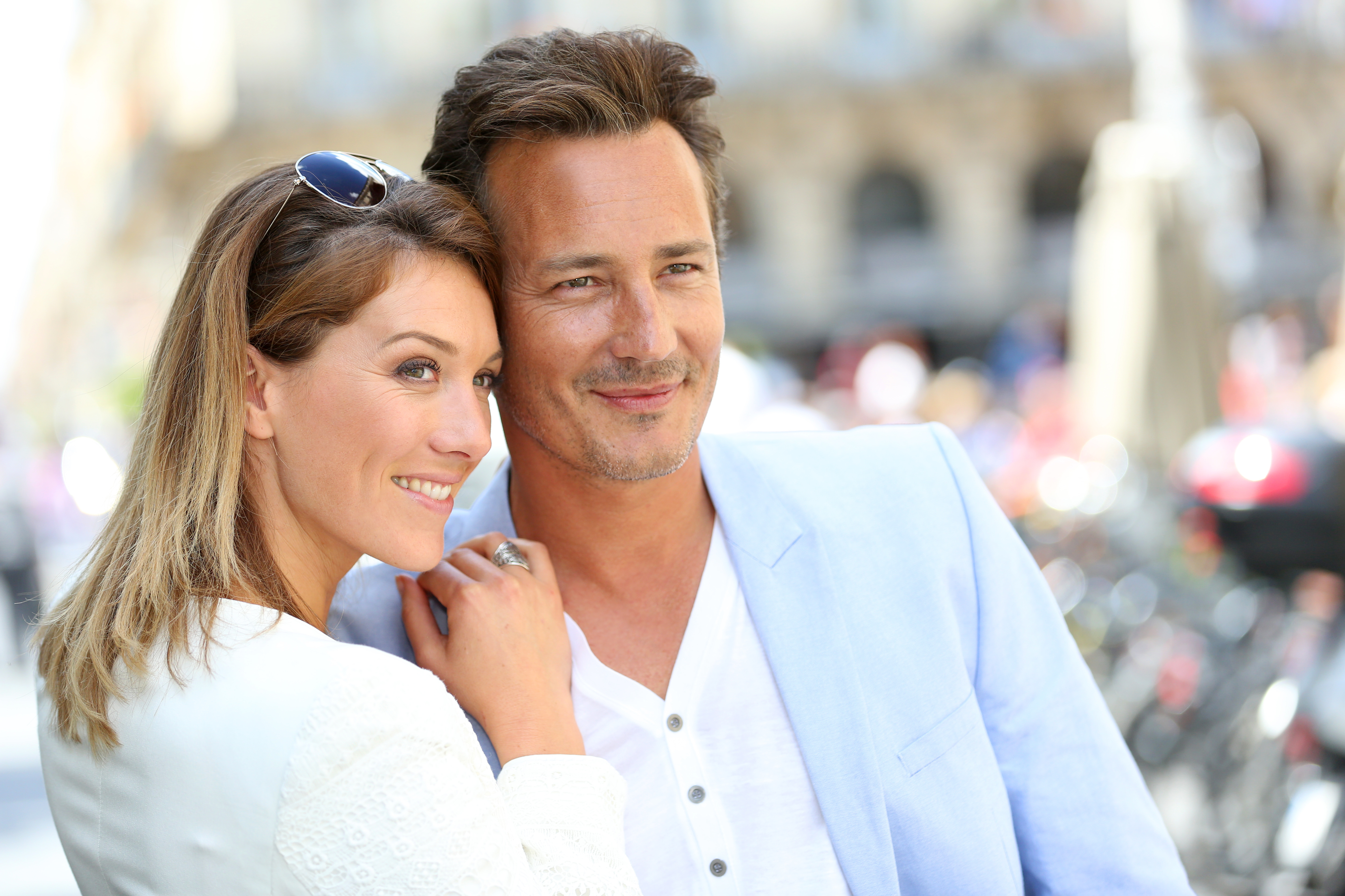 attractive-middle-aged-couple-40s-face-surgery-proffer